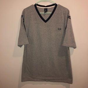 Tommy Hilfiger sleepwear t Shirt Gray TH Crest